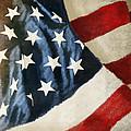 America Flag by Setsiri Silapasuwanchai