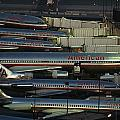 American Airlines Passenger Jets by Paul Chesley