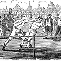 American Boxing, 1859 by Granger
