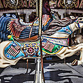 American Carousel Horse by Garry Gay