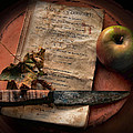 American Cookery 1790 by Robin-Lee Vieira