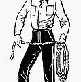 American Cowboy by Granger
