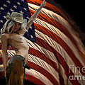American Cowgirl by Thomas Oliver