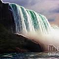 American Falls Power by Darleen Stry