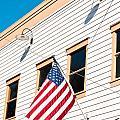 American Flag by Tom Gowanlock