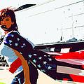 American Girl by Charles Benavidez