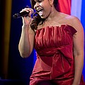 American Idol Jordin Sparks Performs by Everett