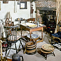 American Kitchen, 1695 by Granger