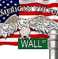 American Vulture by Robert Kirklin