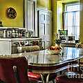 Americana - 1950 Kitchen - 1950s - Retro Kitchen by Paul Ward