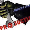 America's Answer -- Production  by War Is Hell Store