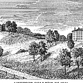 Amherst College, 1821 by Granger