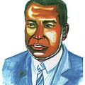 Amilcar Cabral Lopes by Emmanuel Baliyanga