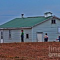 Amish School by Tommy Anderson