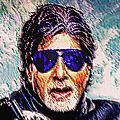 Amitabh Bachchan - God Of Bollywood by Piety Dsilva