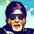 Amitabh Bachchan by Piety Dsilva