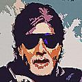 Amitabh Bachchan The Superstar by Piety Dsilva