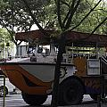 Amphibious Vehicle Used For Ducktour In Singapore by Ashish Agarwal