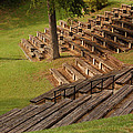 Amphitheater On The Riverwalk by Brian Parton