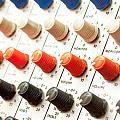 Amplifier Dials by Tom Gowanlock