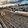 Amsterdam Central Station by Daniel Fornies Soria