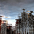 Amsterdam Reflections by Andy Prendy