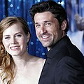 Amy Adams, Patrick Dempsey At Arrivals by Everett