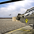 An Ah-64d Apache Helicopter by Stocktrek Images