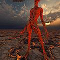 An Alien World Where Its Native by Mark Stevenson