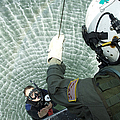 An Aviation Rescue Swimmer Instructor by Stocktrek Images