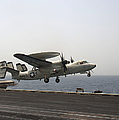 An E-2c Hawkeye Takes by Stocktrek Images