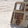 An Explosive Ordnance Disposal Logo by Stocktrek Images