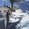 An F-15c Eagle Aircraft Sits by Stocktrek Images