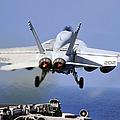 An Fa-18e Super Hornet Takes by Stocktrek Images