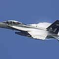 An Fa-18f Super Hornet In Flight by Gert Kromhout