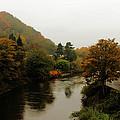 An Ironbridge Autumn by Sarah Broadmeadow-Thomas