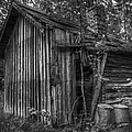 An Old Sauna by Tommi Saarela