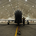 An Rq-4 Global Hawk Unmanned Aerial by Stocktrek Images