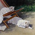 An Uninvited Guest by Arthur Heyer