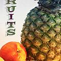 Fruits by Angela Doelling AD DESIGN Photo and PhotoArt