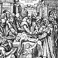 Anatomy Dissection, 16th Century by