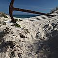 Anchor Beach 10 by Jez C Self