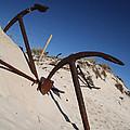 Anchor Beach 3 by Jez C Self