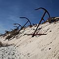 Anchor Beach by Jez C Self