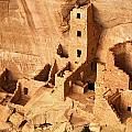 Ancient Anasazi Indian Cliff Dwellings by Paul Chesley