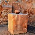 Ancient Granary Pot by Donna Greene