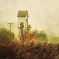 Ancient Transformer Tower by Mandy Tabatt