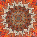 Ancient Wheel Of Time by Deborah Benoit
