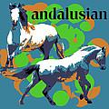 Andalusian by Vicki Podesta