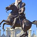 Andrew Jackson Statue by Mike McGlothlen